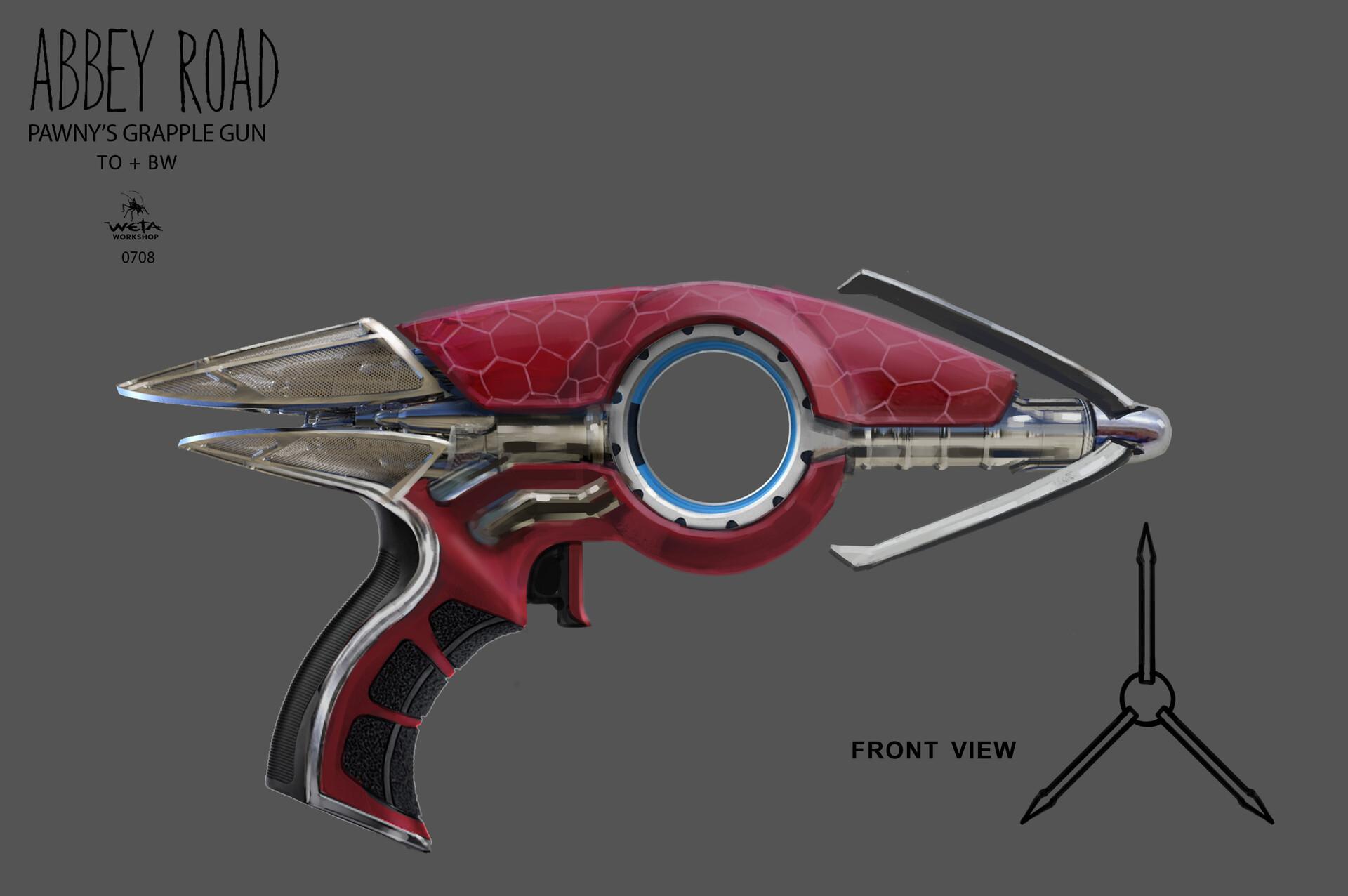 Weta workshop design studio 0708 ar pawny grapplinggun to