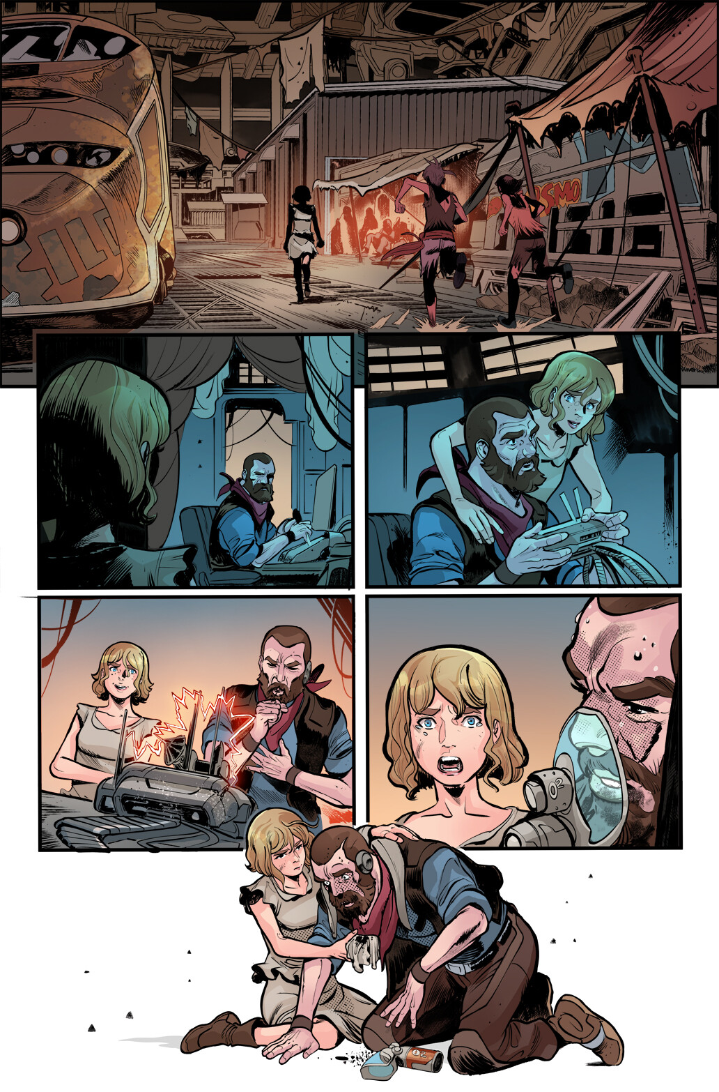 Firefly: Bad Company, Page 7