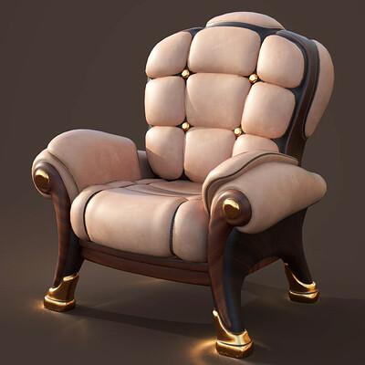 Igor khabibov armchair 1 pbr 003
