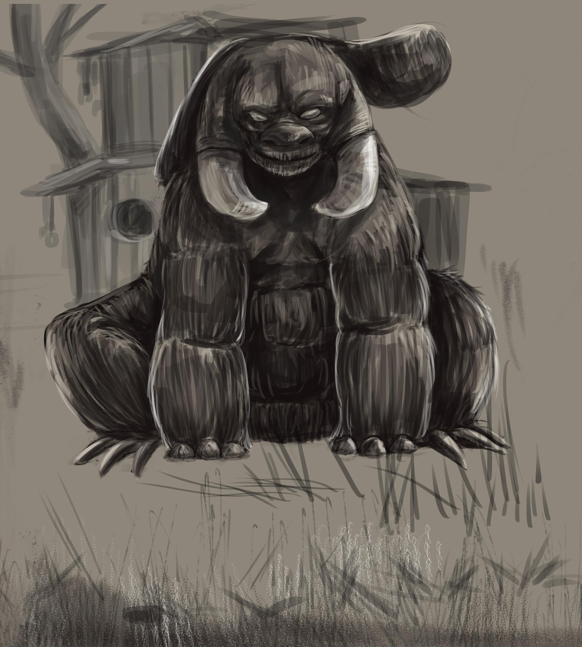 Italo gaspar espirito da floresta 4