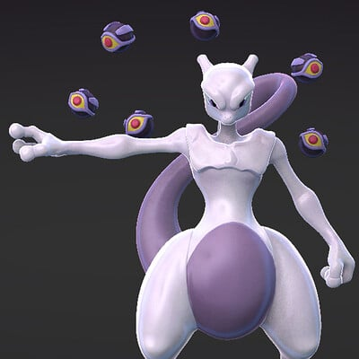 Meng low mewtwo