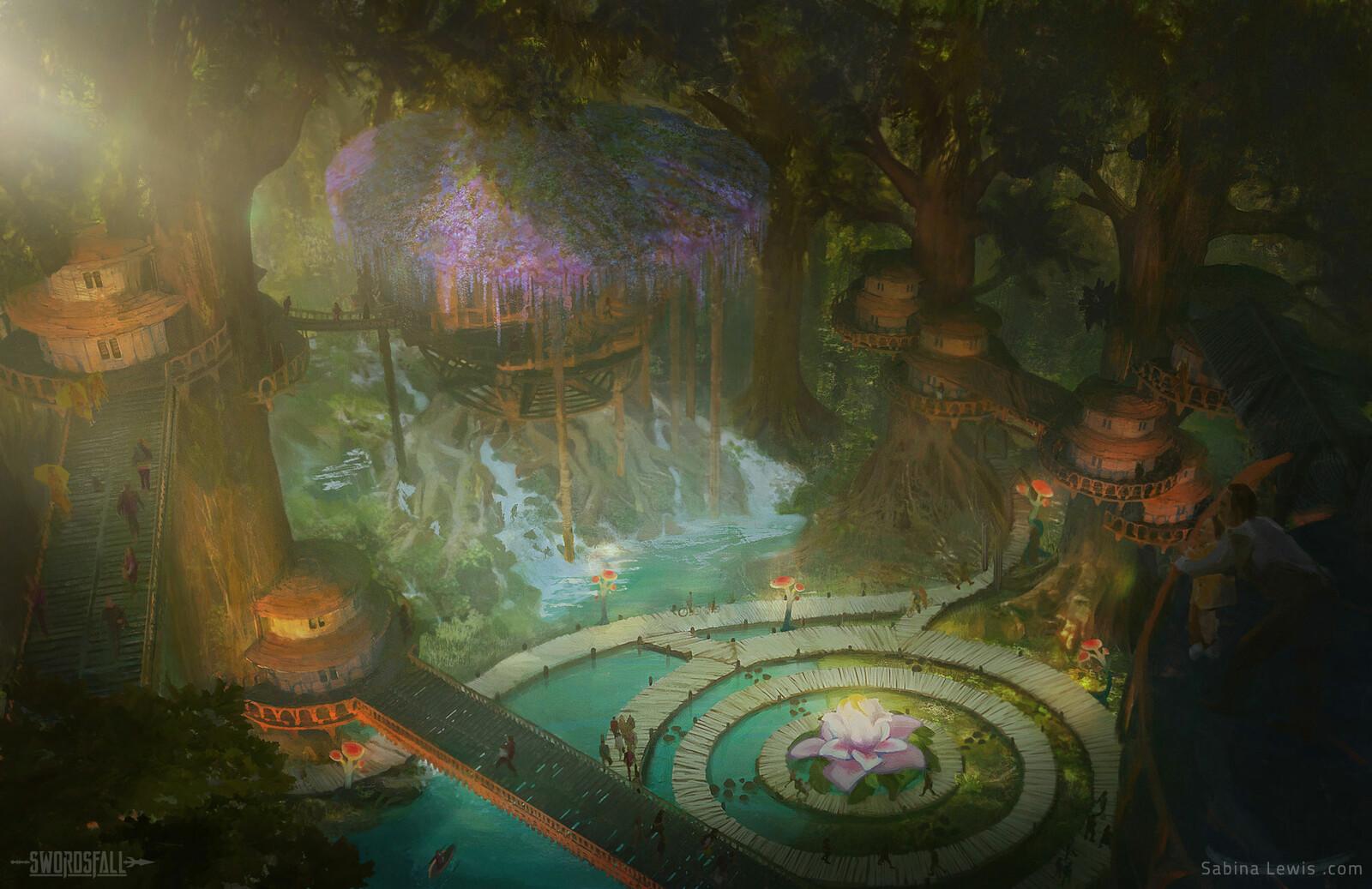 Garuda Forest