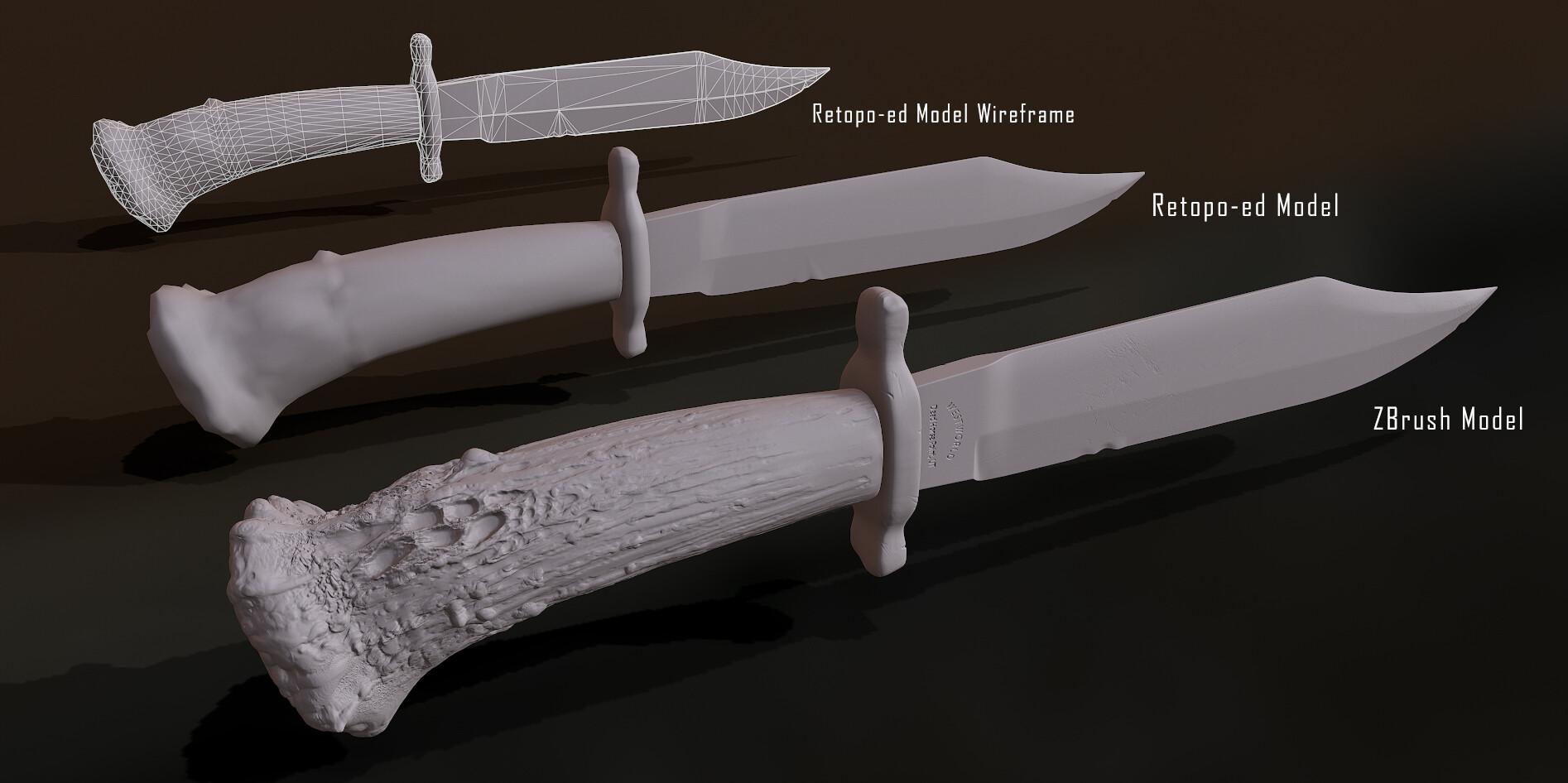 Sherif habashi anlerknife grey