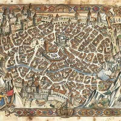 Francesca baerald fbaerald middanhalmap
