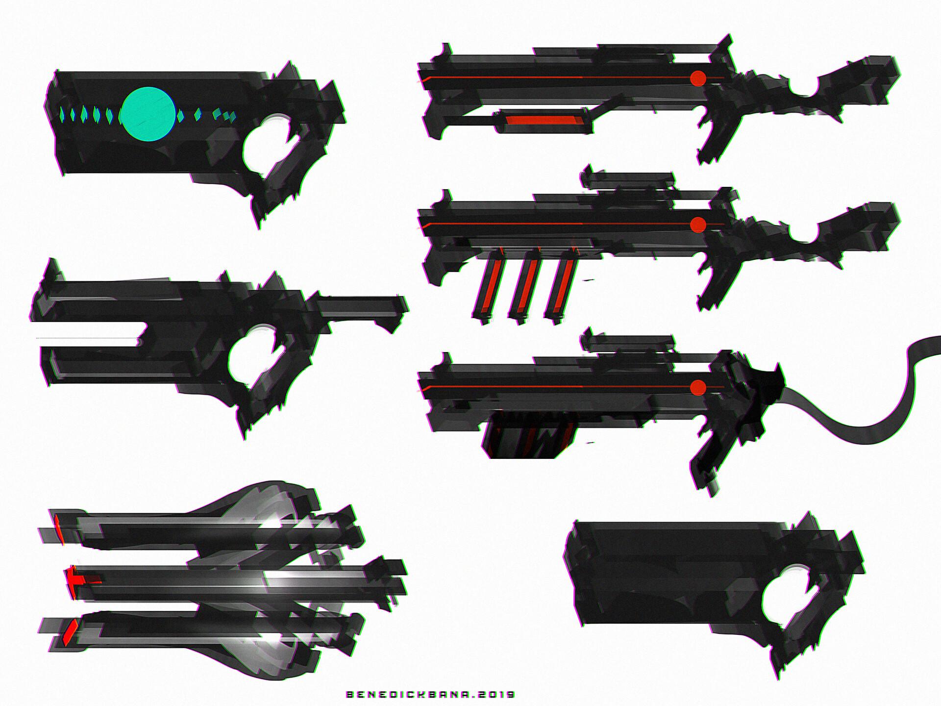 Gun Set A