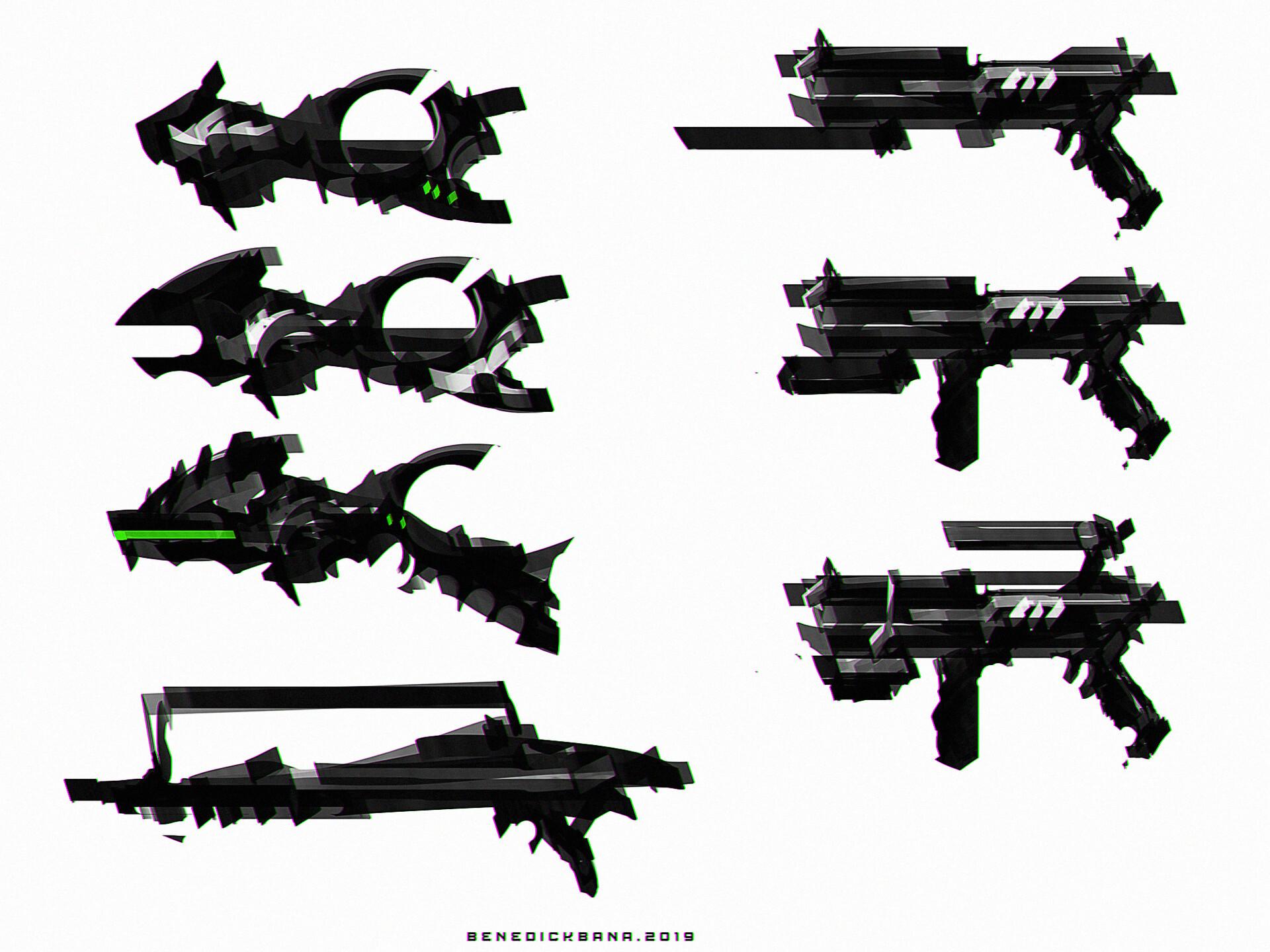 Gun Set C