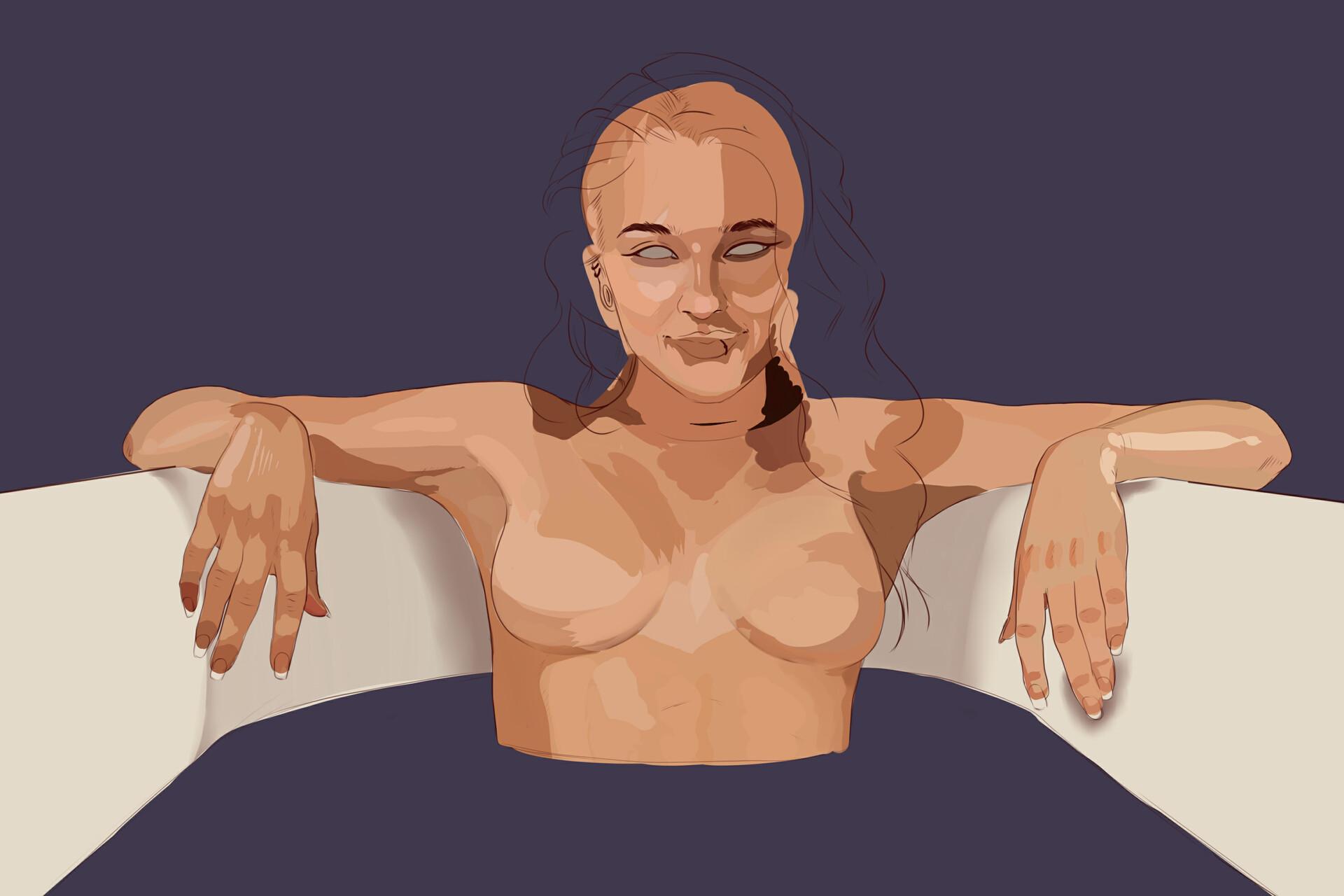 Justin eley bath time chills2