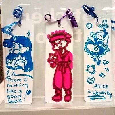 Nasika sakura bookmark doodles nasikasakura 2019