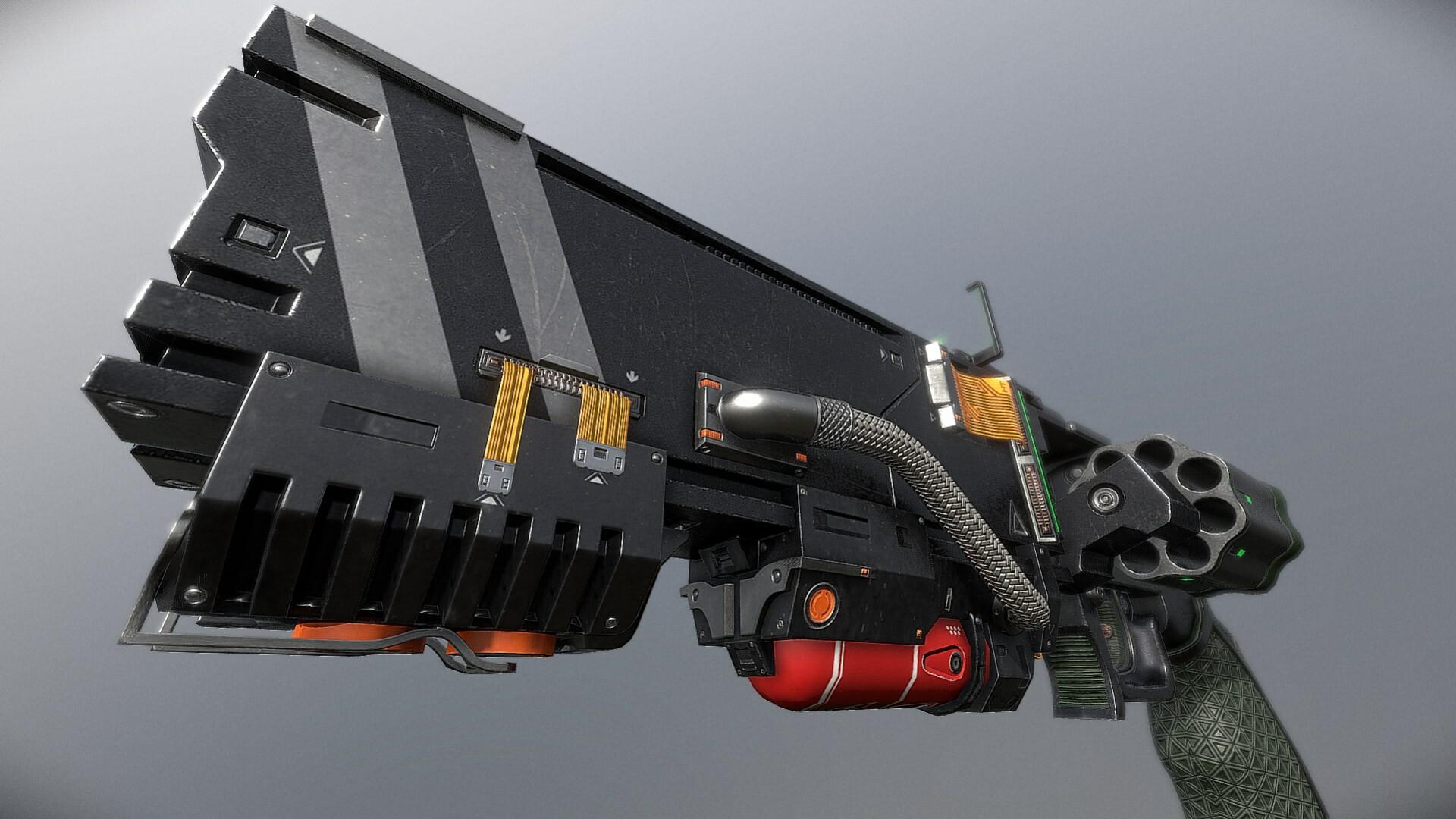 Aivis ozols revolver14