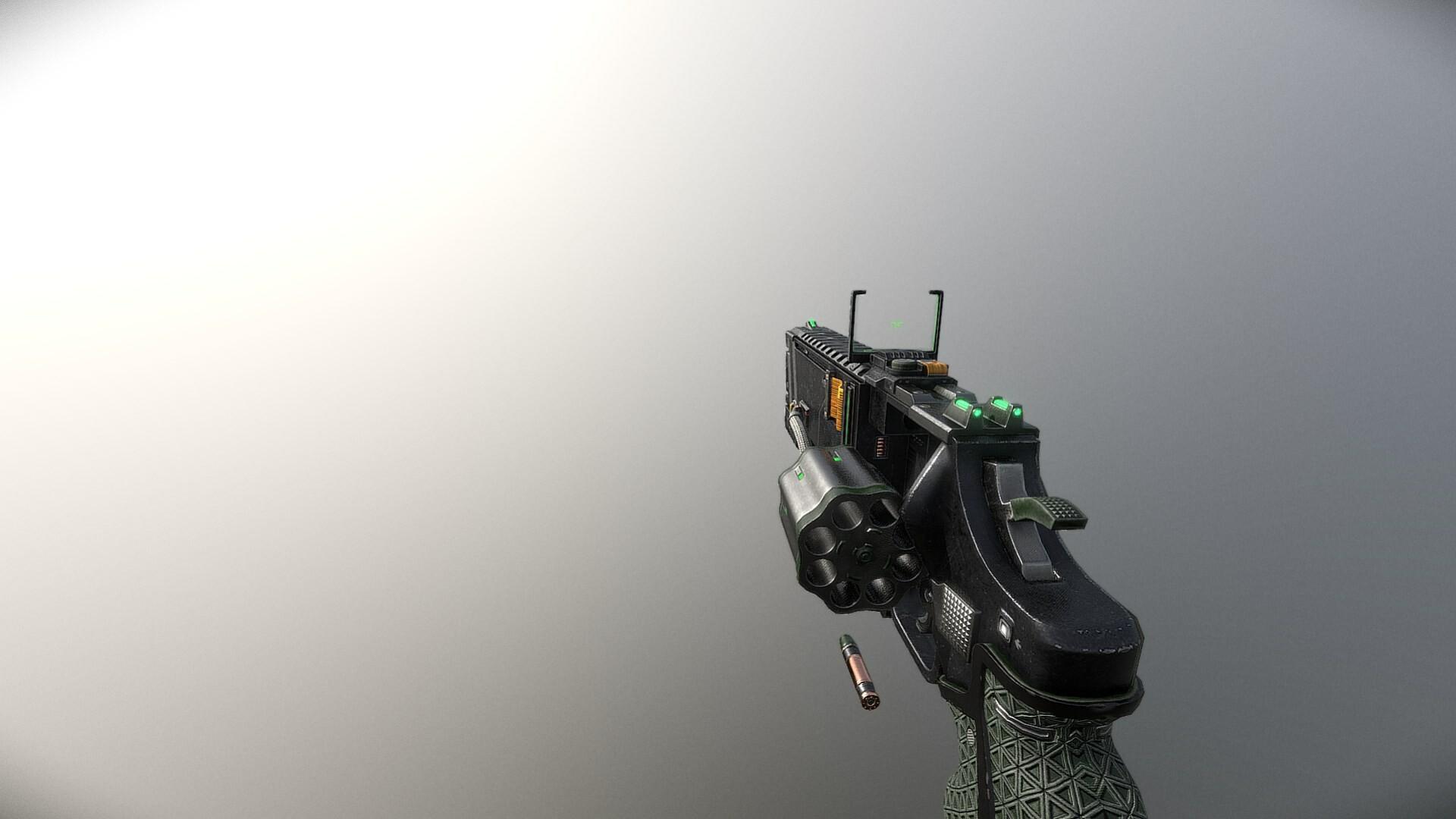 Aivis ozols revolver10