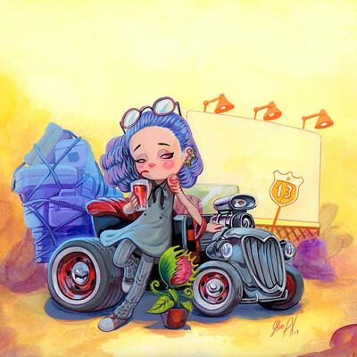 Glen fernandez sardi glenfx children illust 001