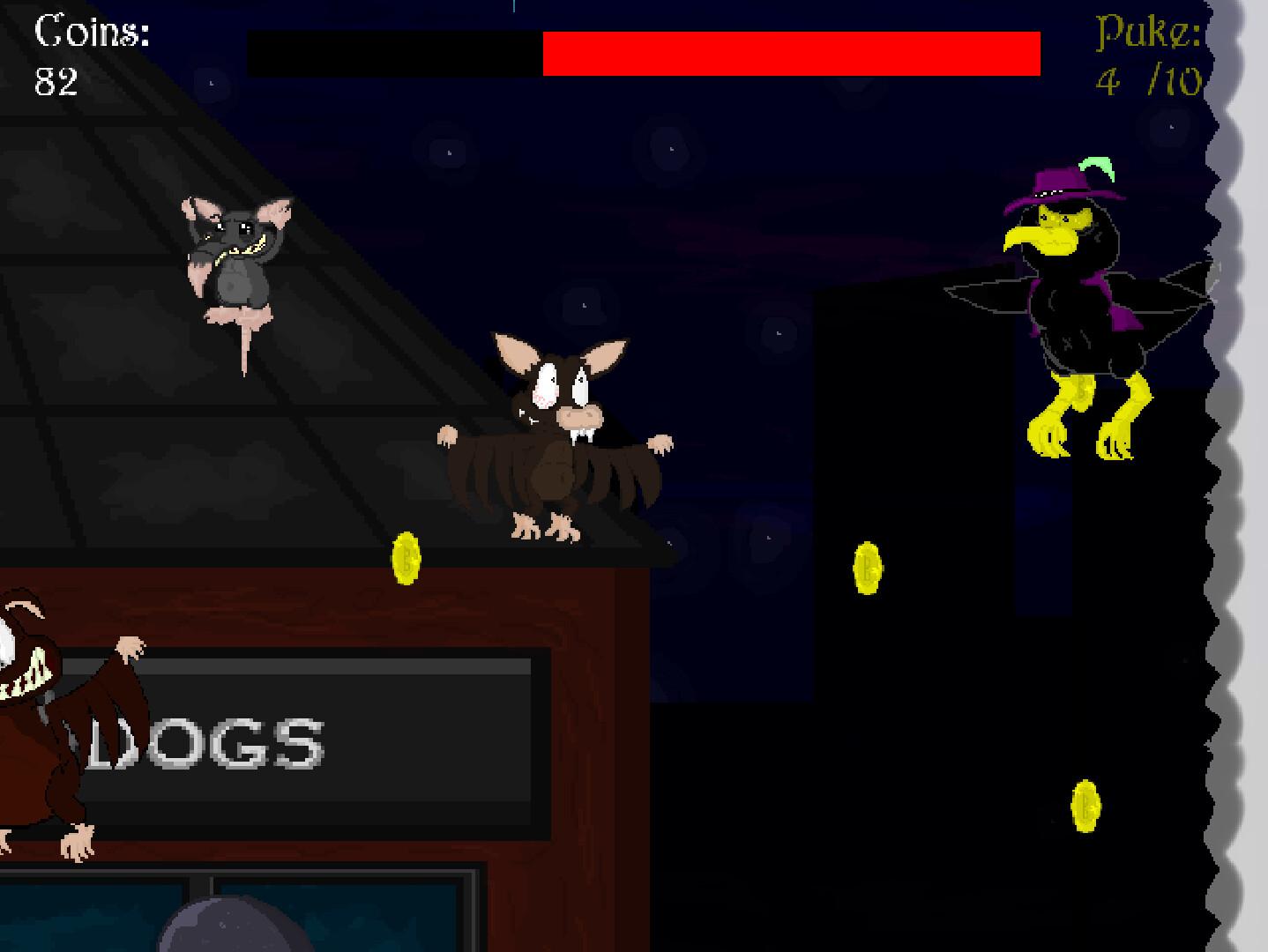 James skinner bulimic bat screenshot11