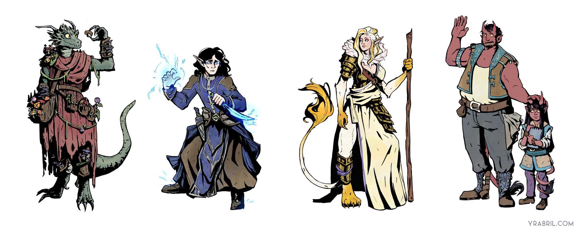 Yara abril characters3