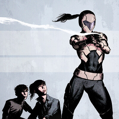 Chris shehan displaced cover colors