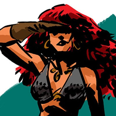 Andre stahlschmidt red sonja just for fun