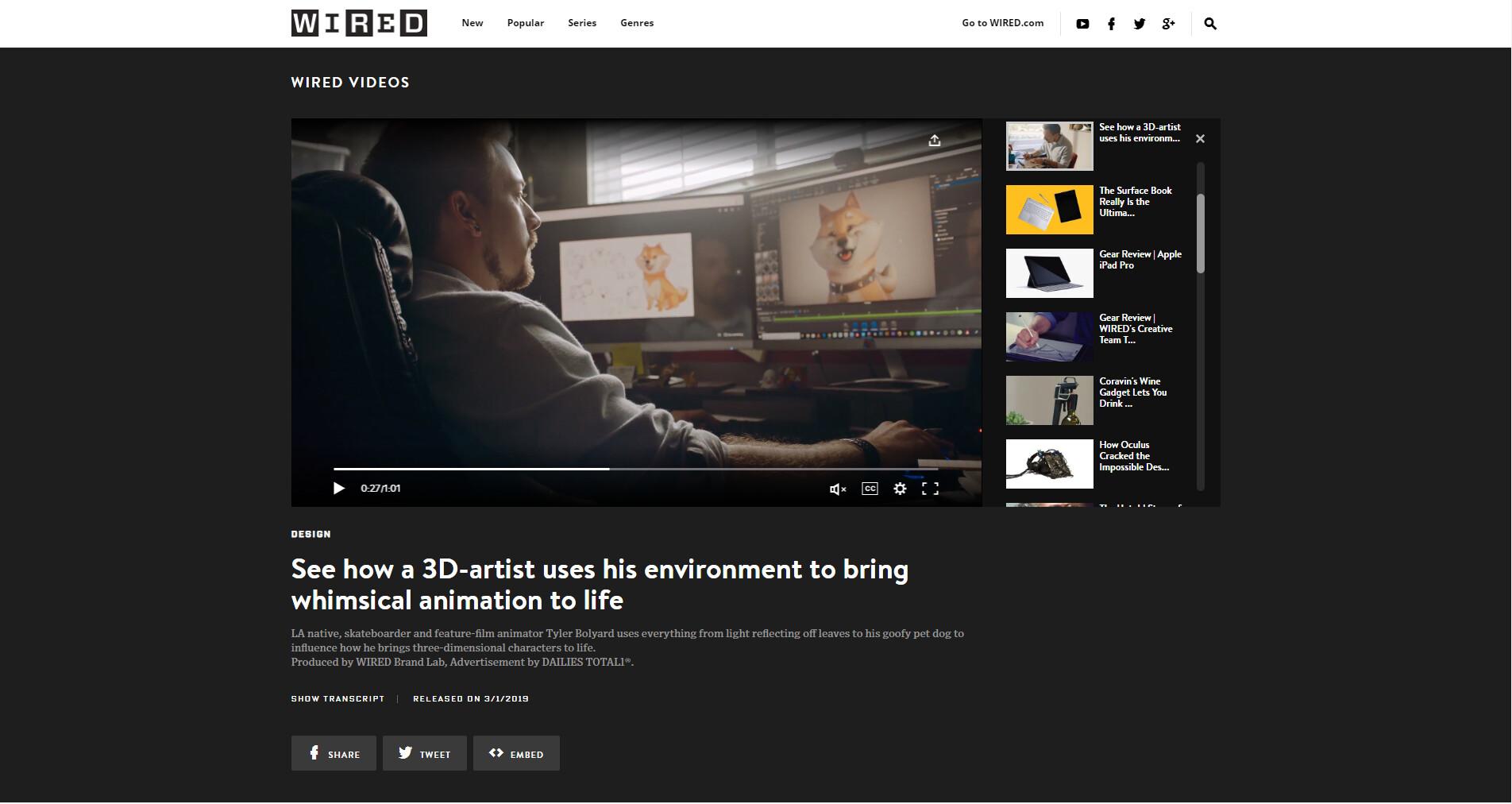 Tyler bolyard commercial screenshot 02