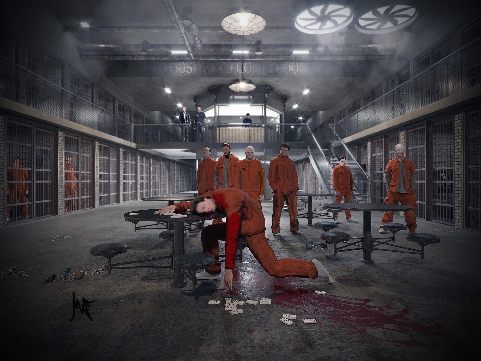 Ghostwood Correctional Prison