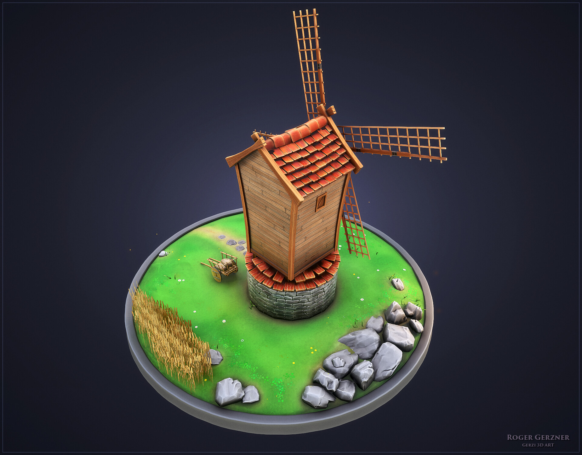 Roger gerzner rogergerzner windmill 01b