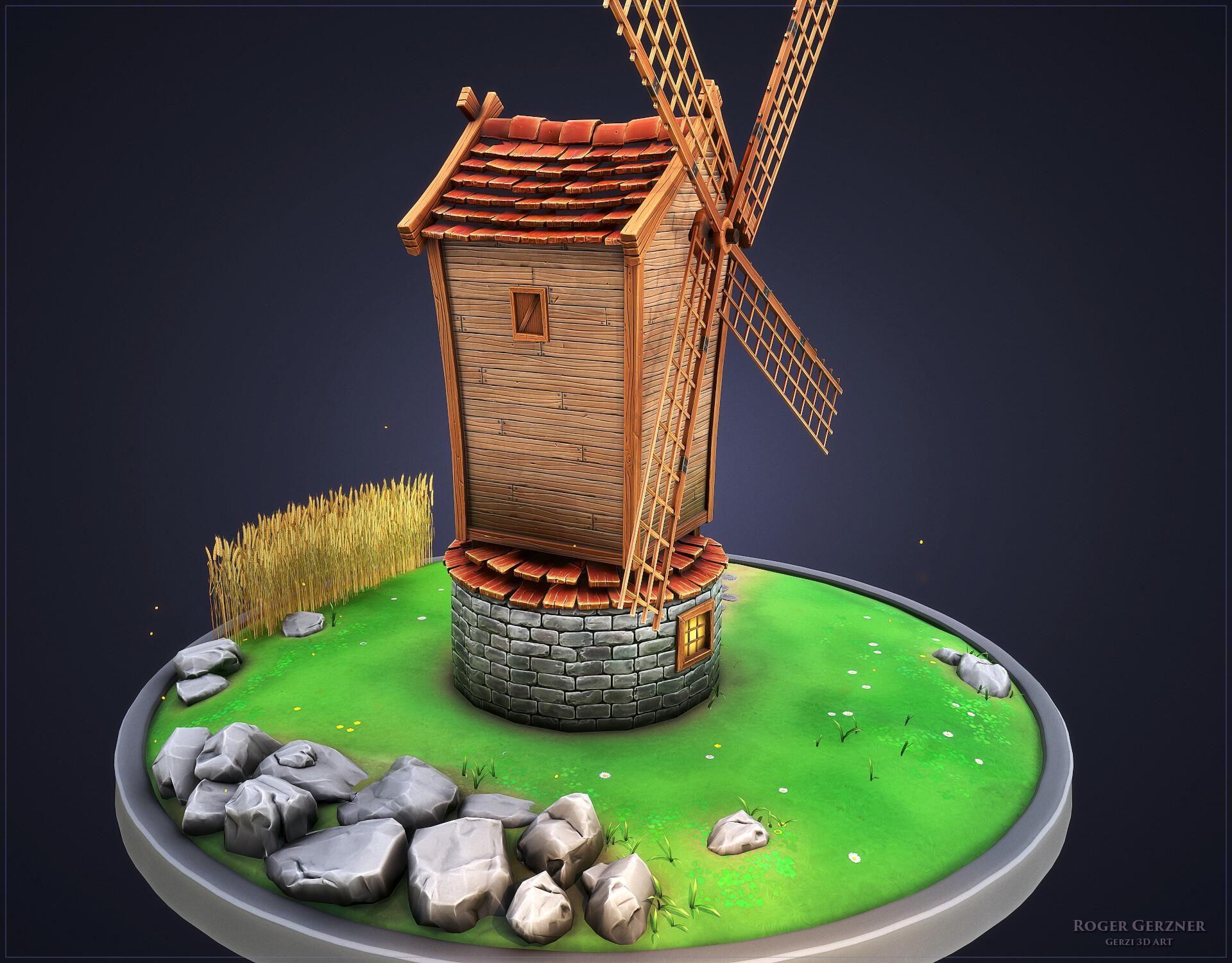 Roger gerzner rogergerzner windmill 01c