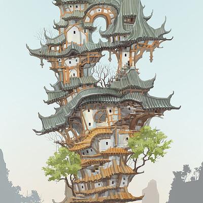 Min seub jung hemi house 03