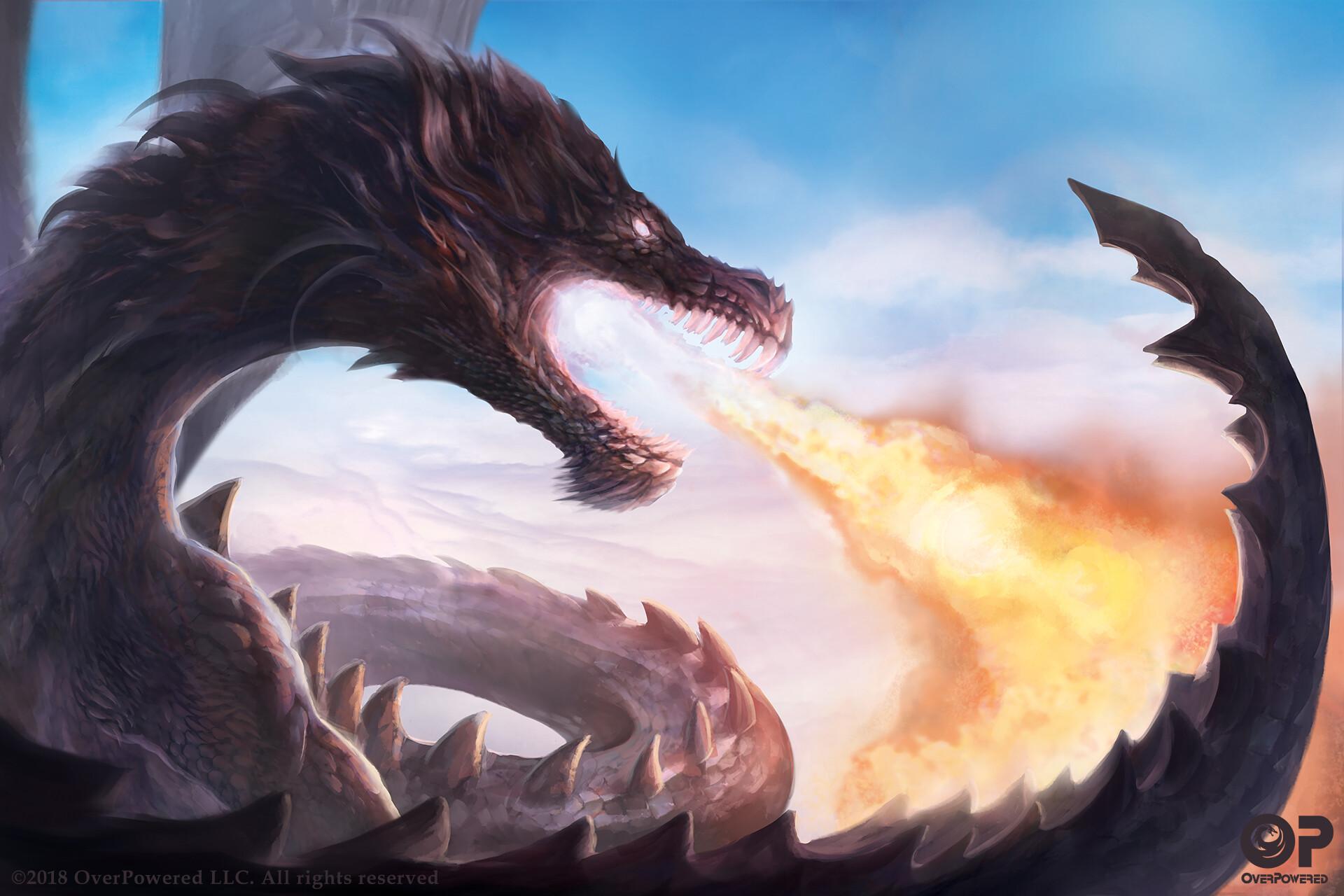 Sam turner dragon portfolio