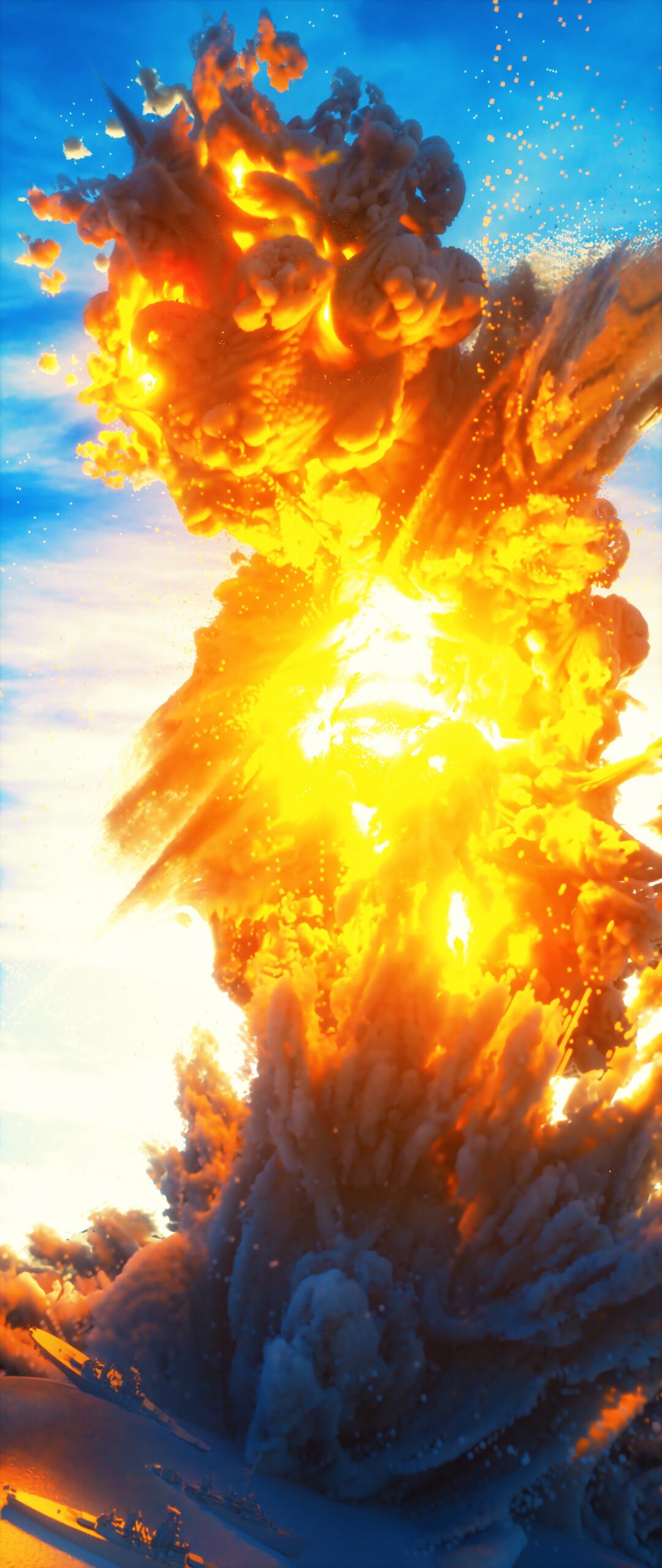 Ben nicholas bennicholas kom44 anomaly greatbombardment 03