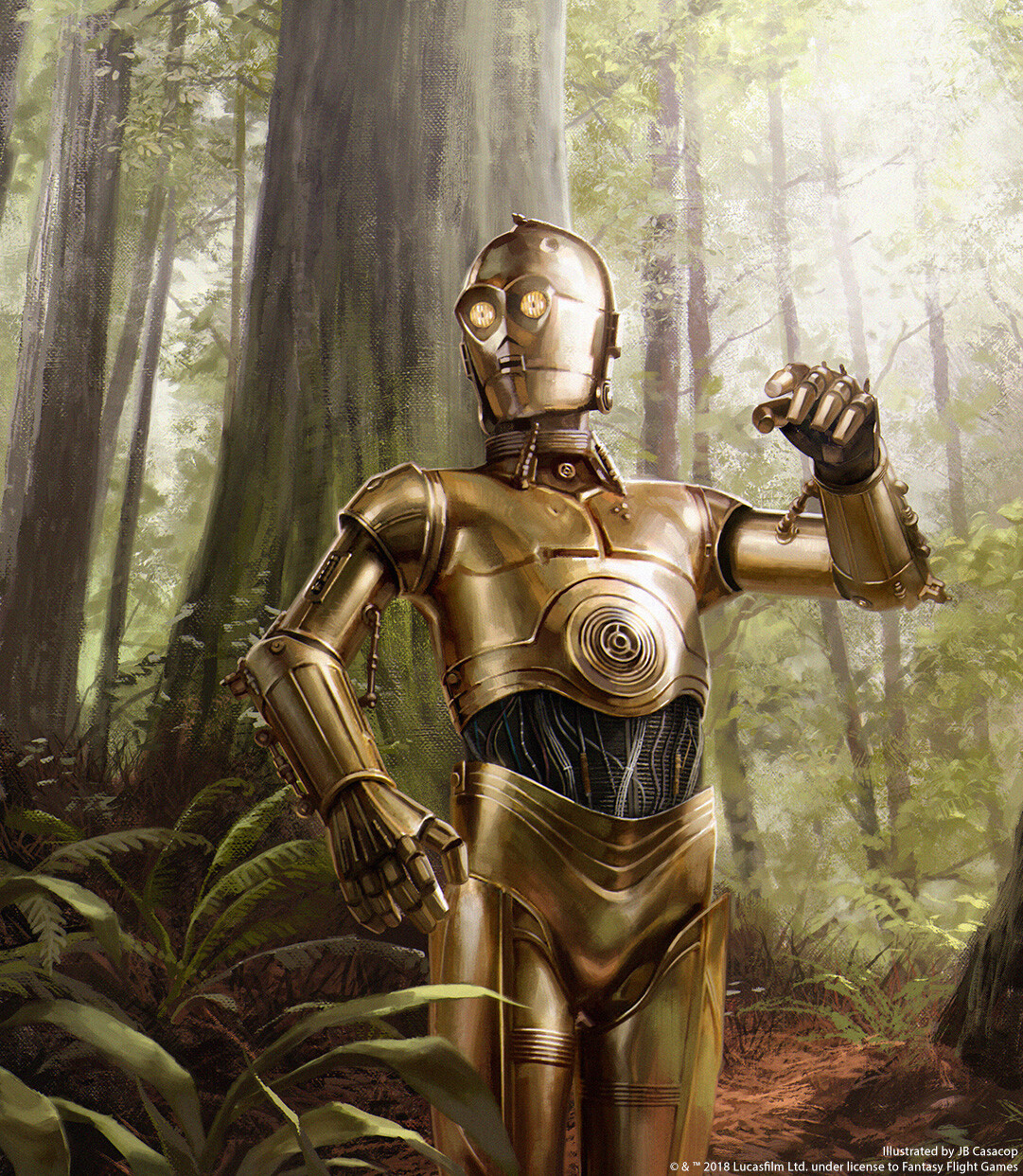 C-3PO: Human Cyborg-Relations