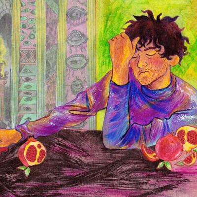 Scotty hervouet jon pomegranate
