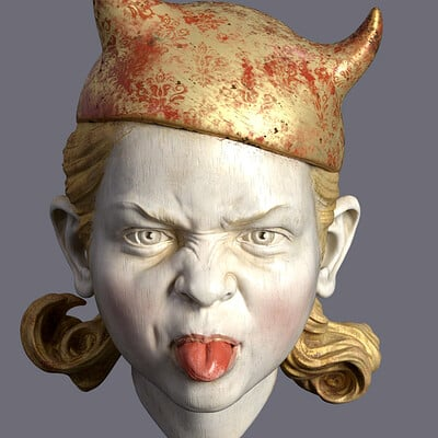 Magdalena dadela devil polych 01