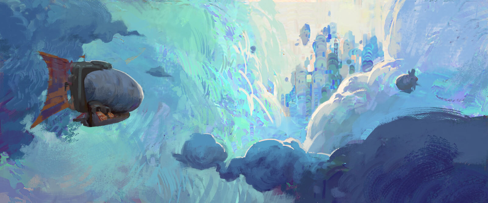 Nimbus city