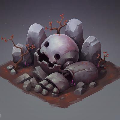 ArtStation - Sephiroth Art