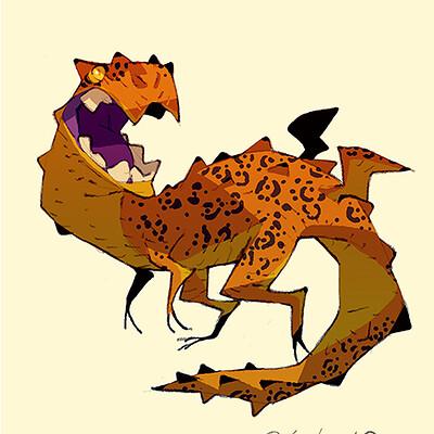 Satoshi matsuura 2019 08 06 jaguar lizard s