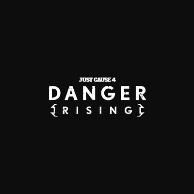 Jan wah li jc4 danger rising logo concepts