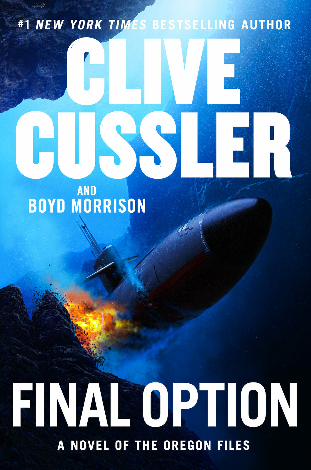Cliver Cussler : Final Option
