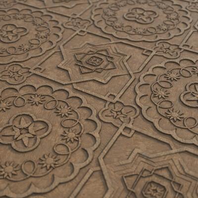 Nicolas albrecht wood pattern 01