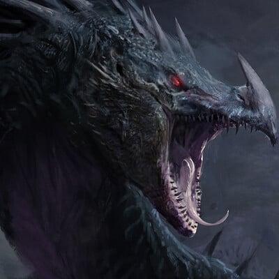 Antonio j manzanedo dark dragon manzanedo