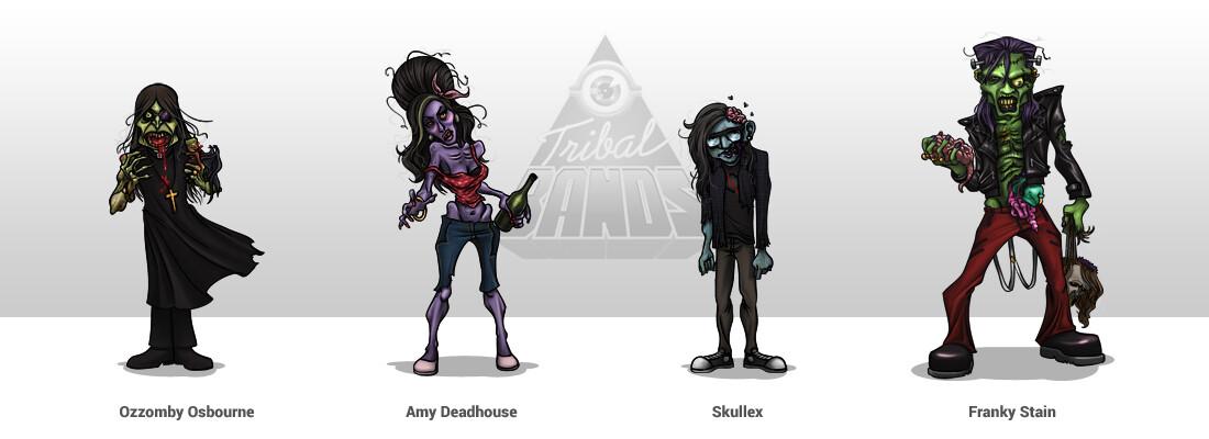 Zombie Bosses