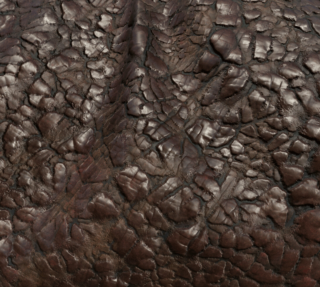 procedural leather