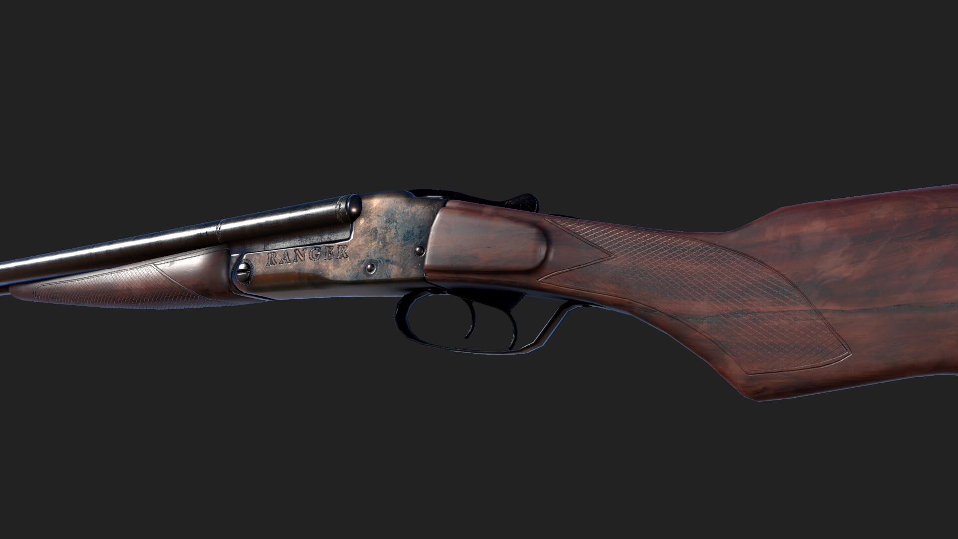 Jordan cameron ranger shotgun 3