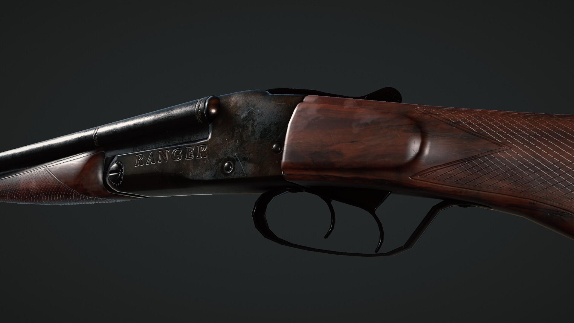 Jordan cameron ranger shotgun 9
