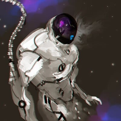 Benedick bana space frontier lores