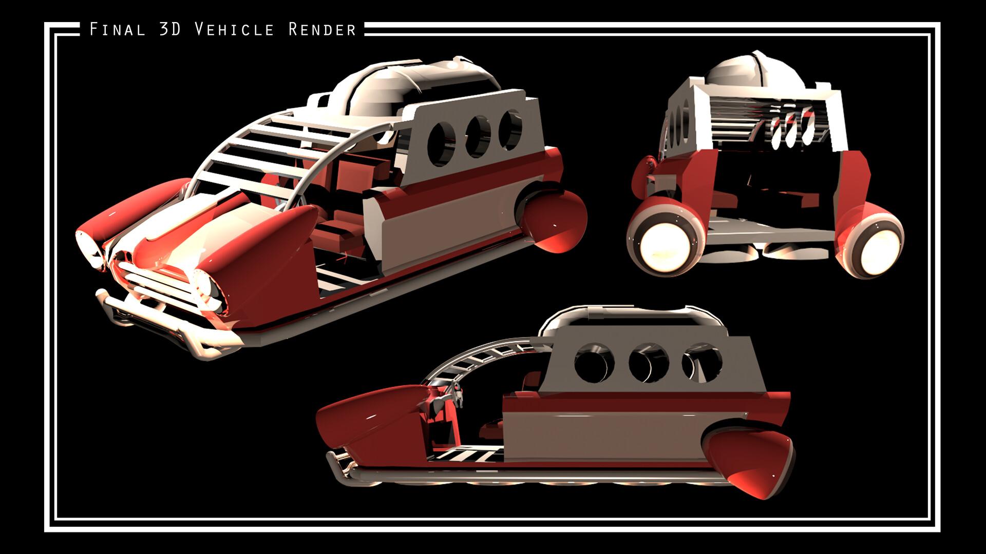 Matheus freitas vehicle renders