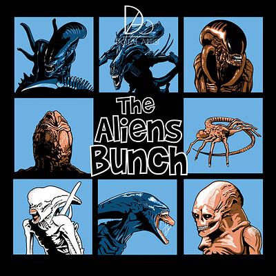 Pawel hudeczek alien artstation