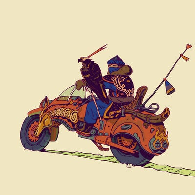 Victorin ripert bombadil mongol