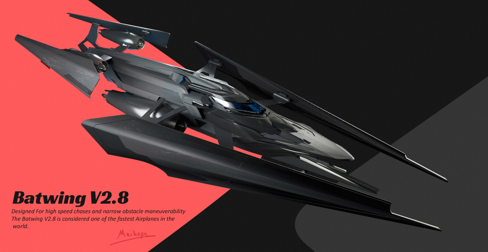 Batwing V2.8