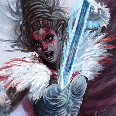 Niobe - The Snow Demon Slayer