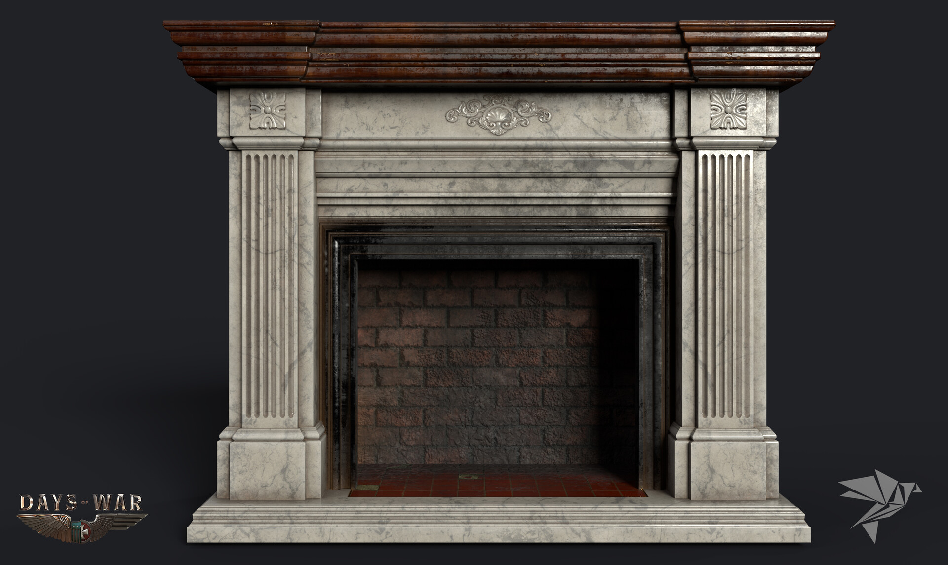 Mark ranson fireplace b