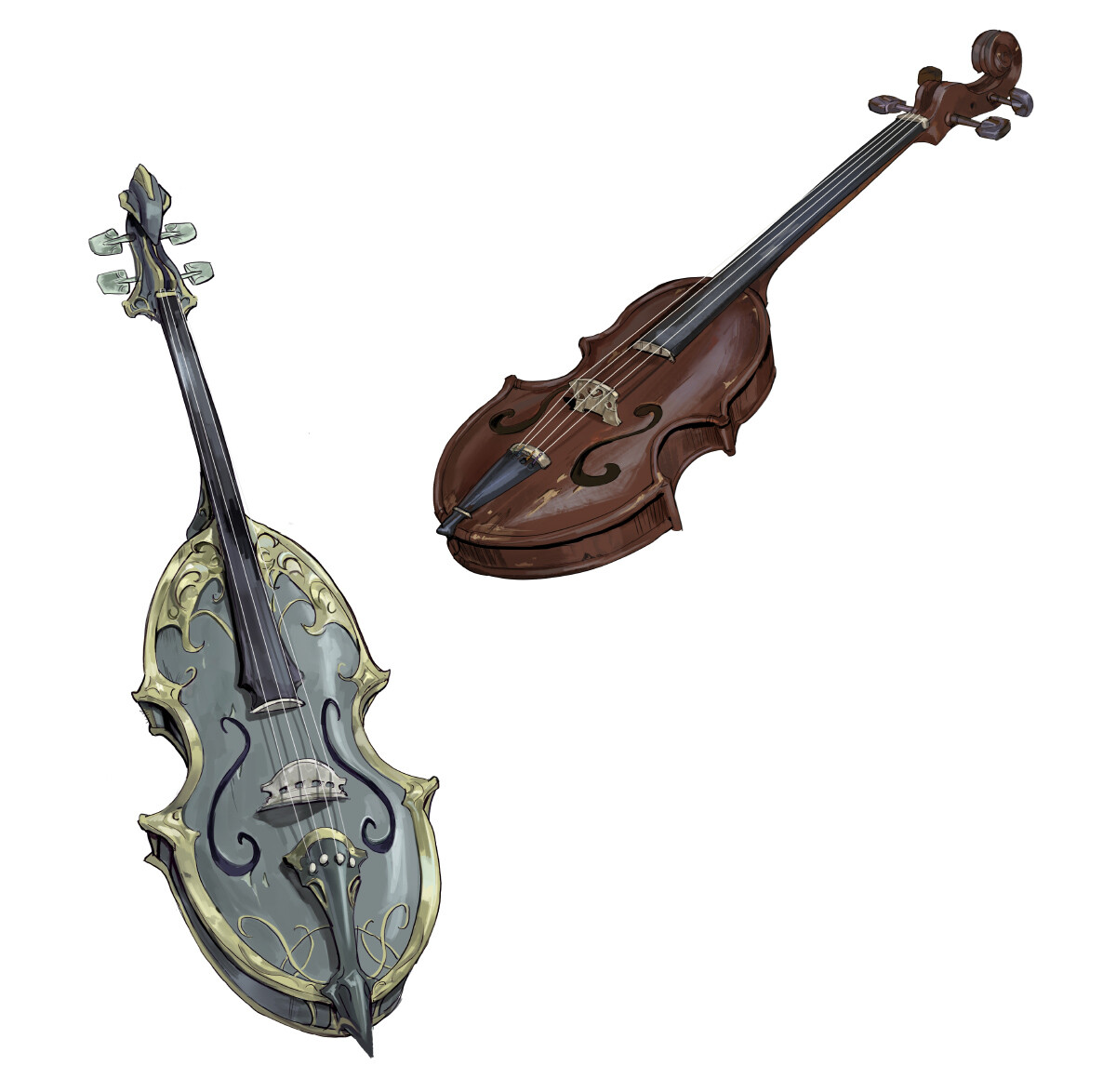 Jordy knoop lovecraft violins