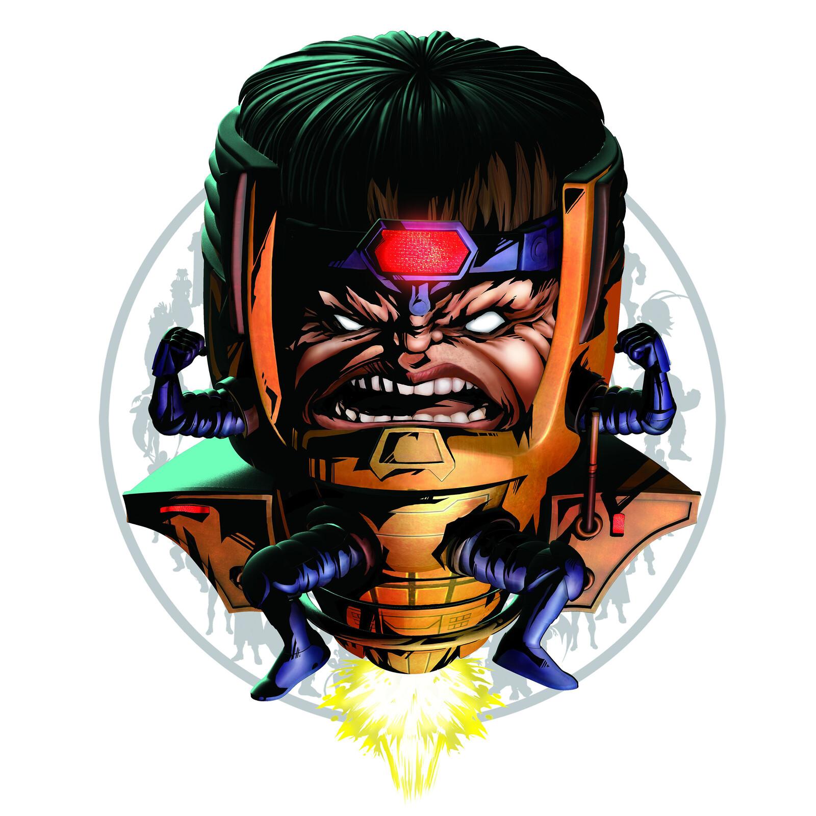 Original Design (Marvel VS Capcom 3)