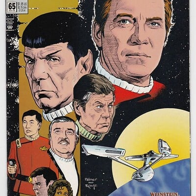 Jerome moore 4ea312bb0379209e4f66def7a20f45c7 star trek original series vintage comics
